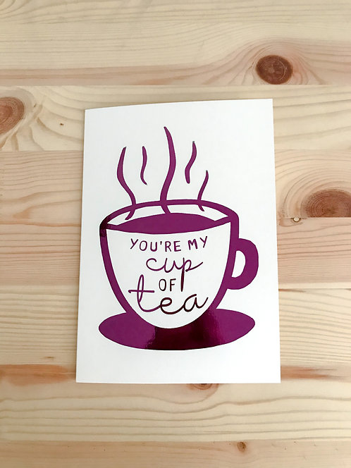 The APPRECIATION Collection // Cup of Tea