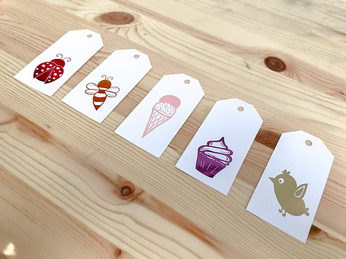 The SWEET Collection // 10pk Gift Tags