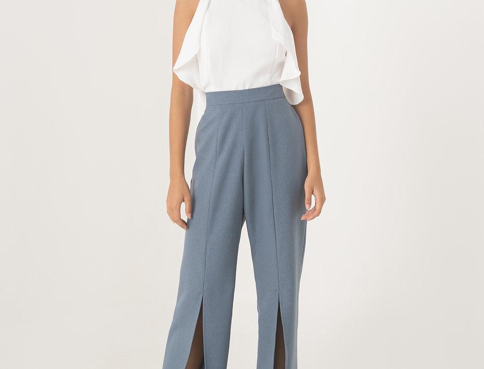Posh Trousers - Daman Blue