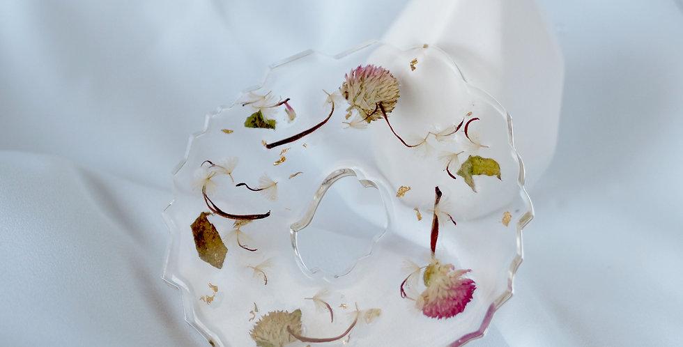 See Through Flowers - MV Coasters