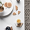 Thumbnail: Acacia Wood Marble Coaster - Hui Jia