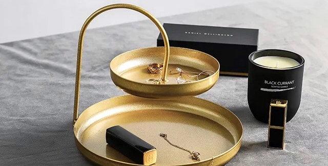 Luxury Custom Jewelry Organizer Tray Display