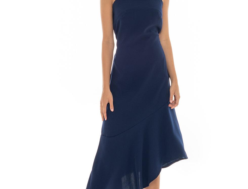 Royal Back Bow Dress