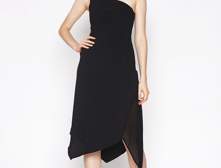 Black Sparrow Dress