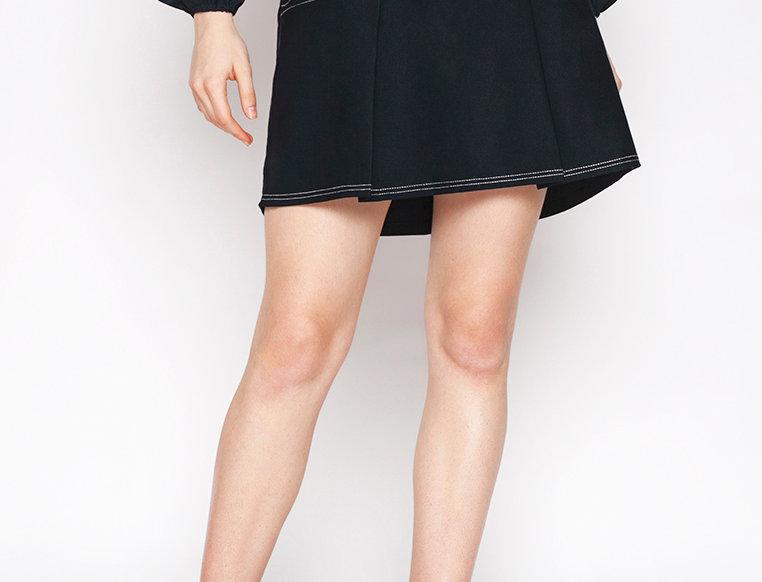 Osborne Pleated Skirt