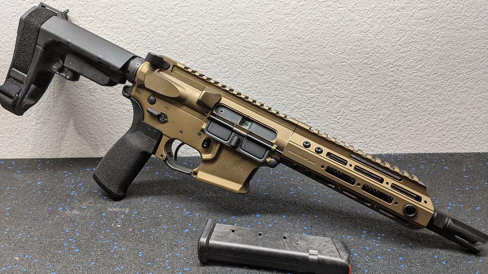 Christensen Arms MSP CA9MM
