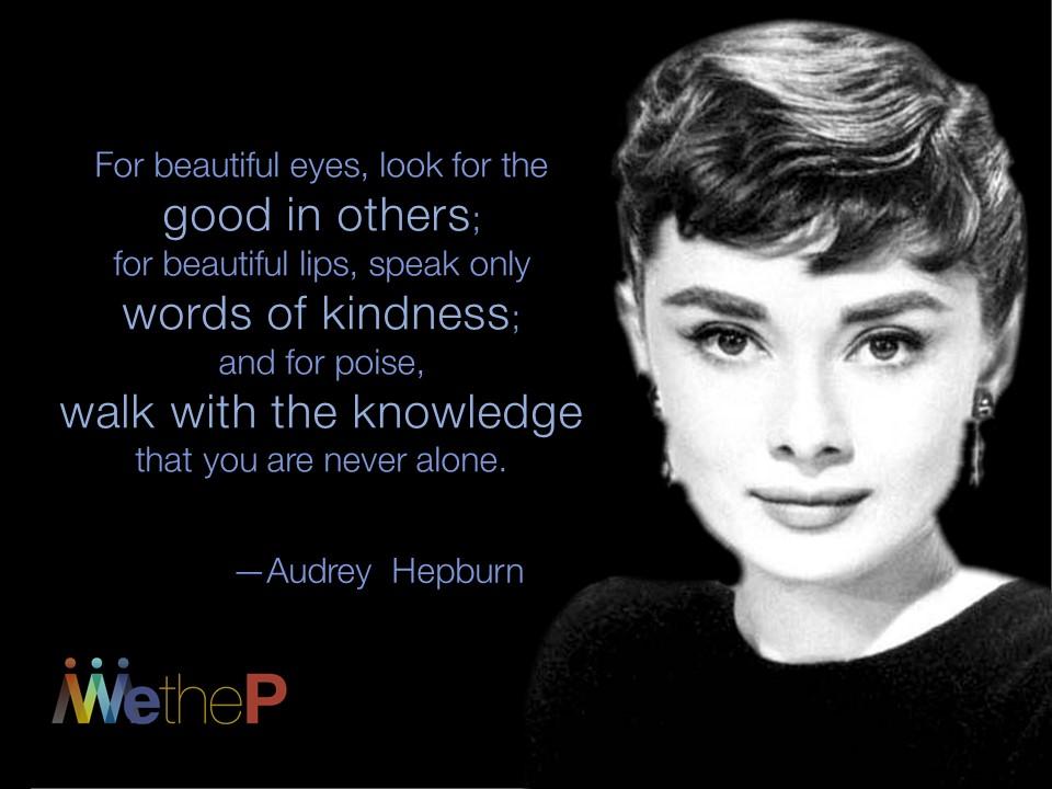 5-4 Audrey Hepburn