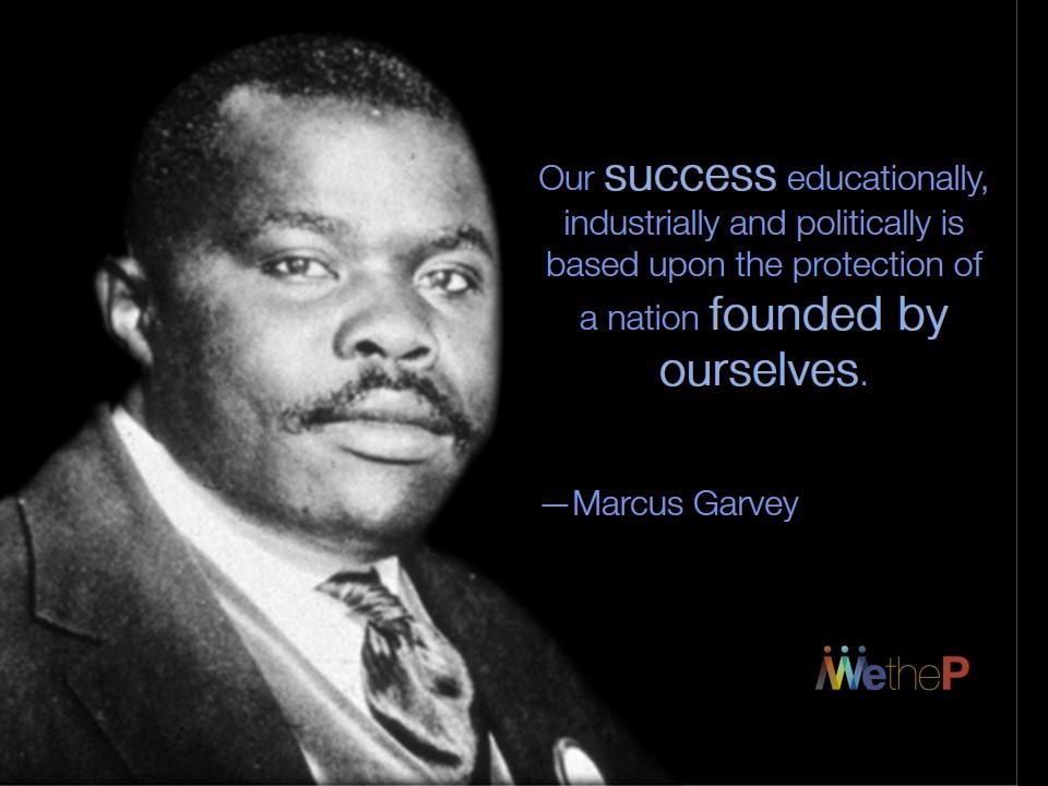8-17 Marcus Garvey