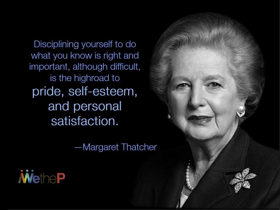 10-13 Margaret Thatcher