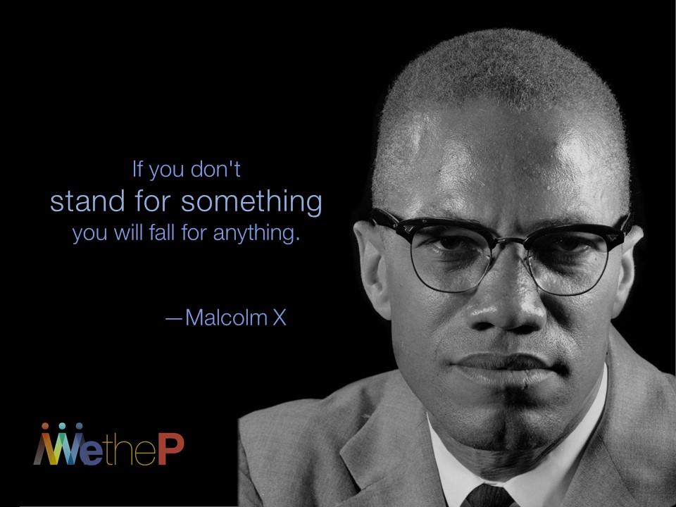 5-19 Malcolm X