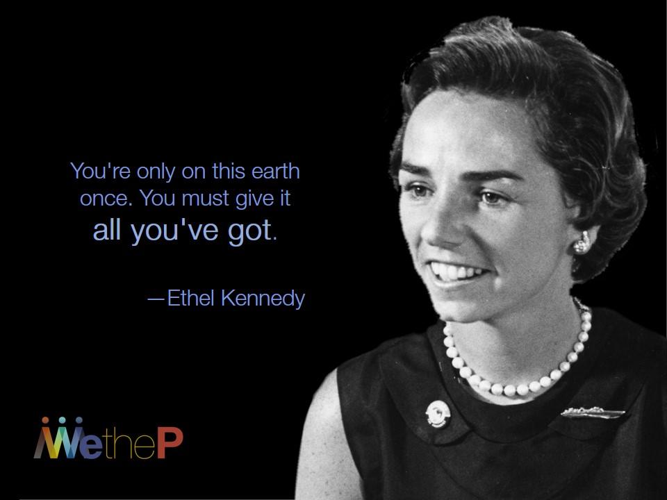 4-11 Ethel Kennedy
