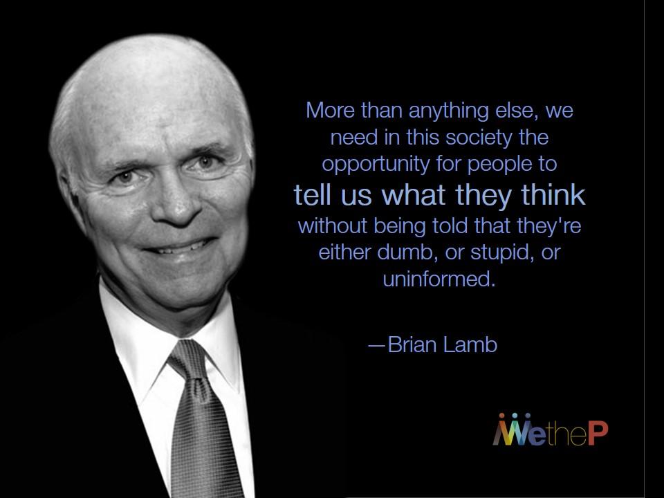 10-9 Brian Lamb