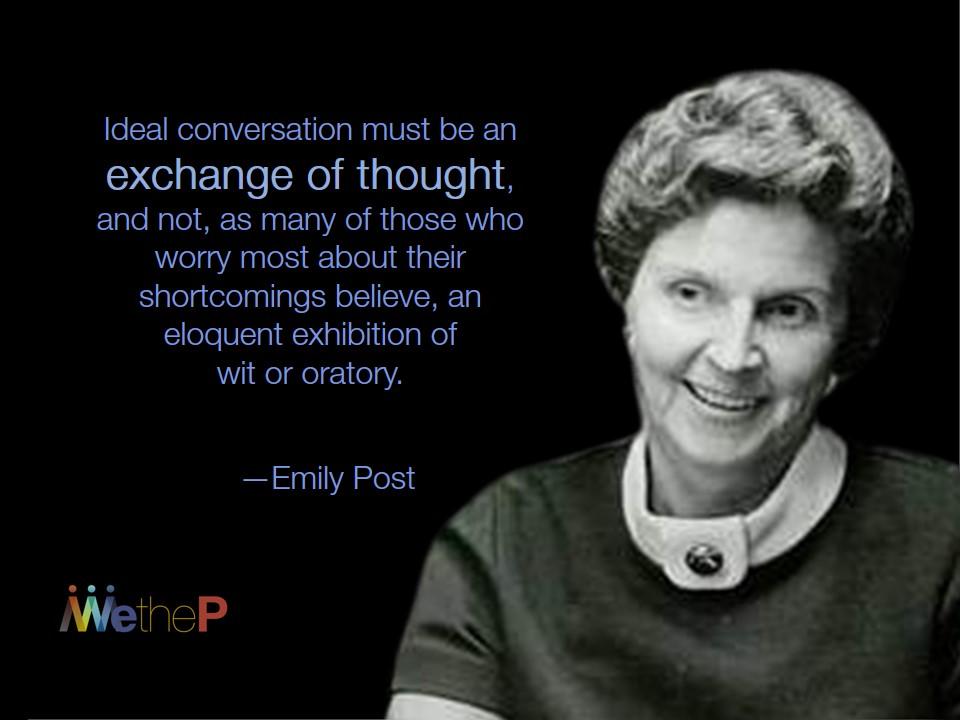 10-3 Emily Post