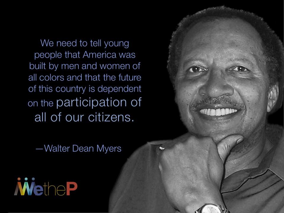 8-12 Walter Dean Myers