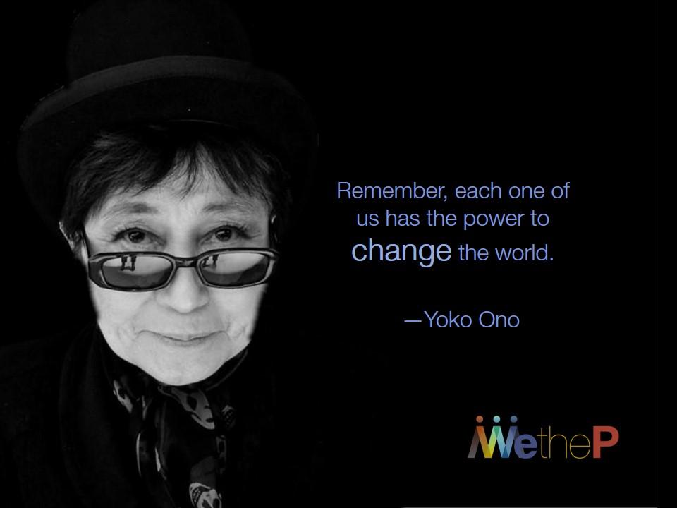 2-18 Yoko Ono