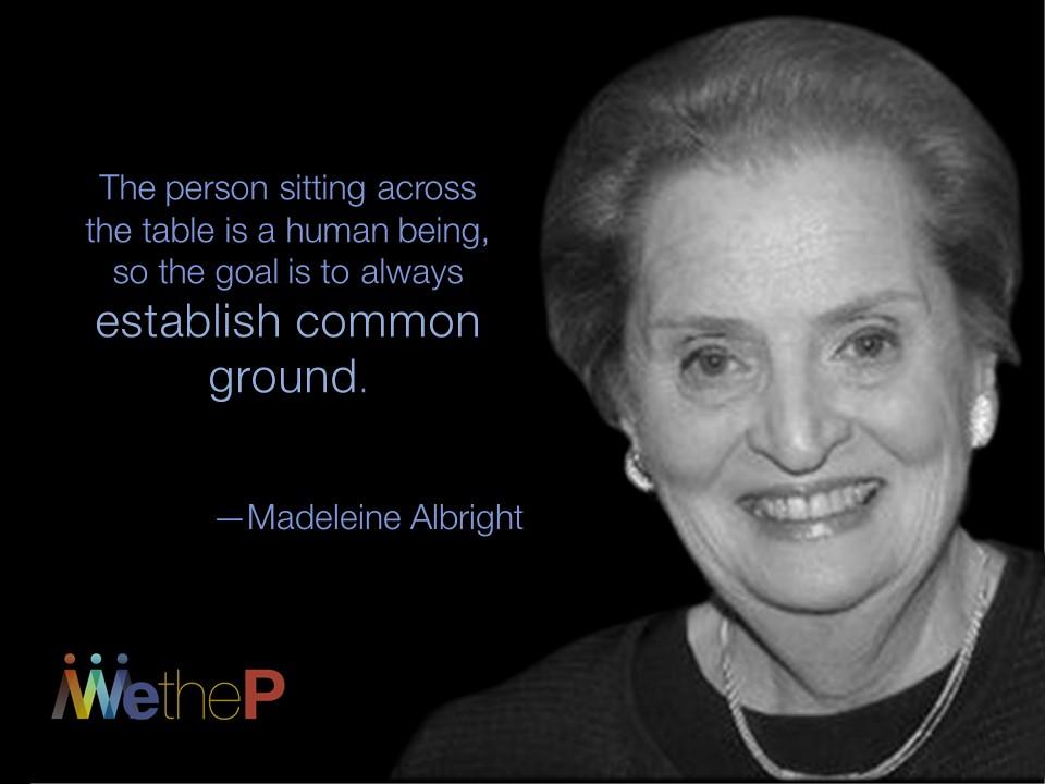 5-15 Madeleine Albright
