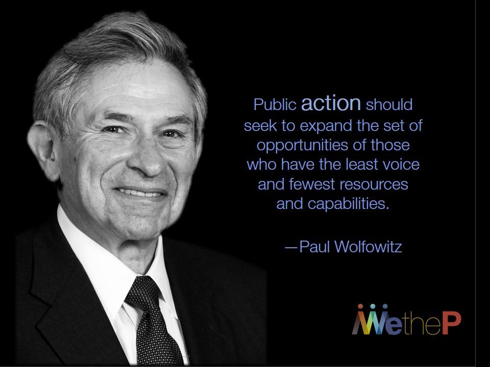 12-22 Paul Wolfowitz