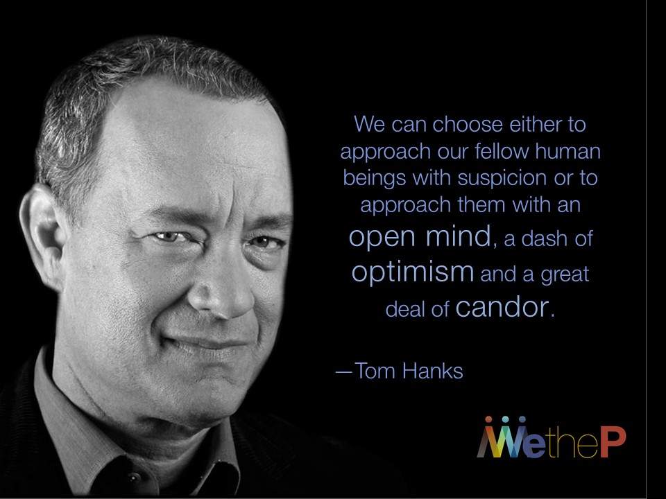7-9 Tom Hanks