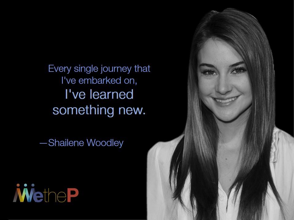 11-15 Shailene Woodley