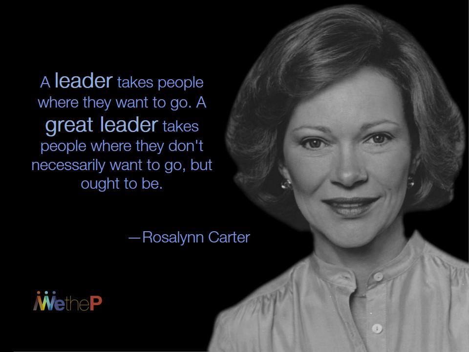8-18 Rosalynn Carter