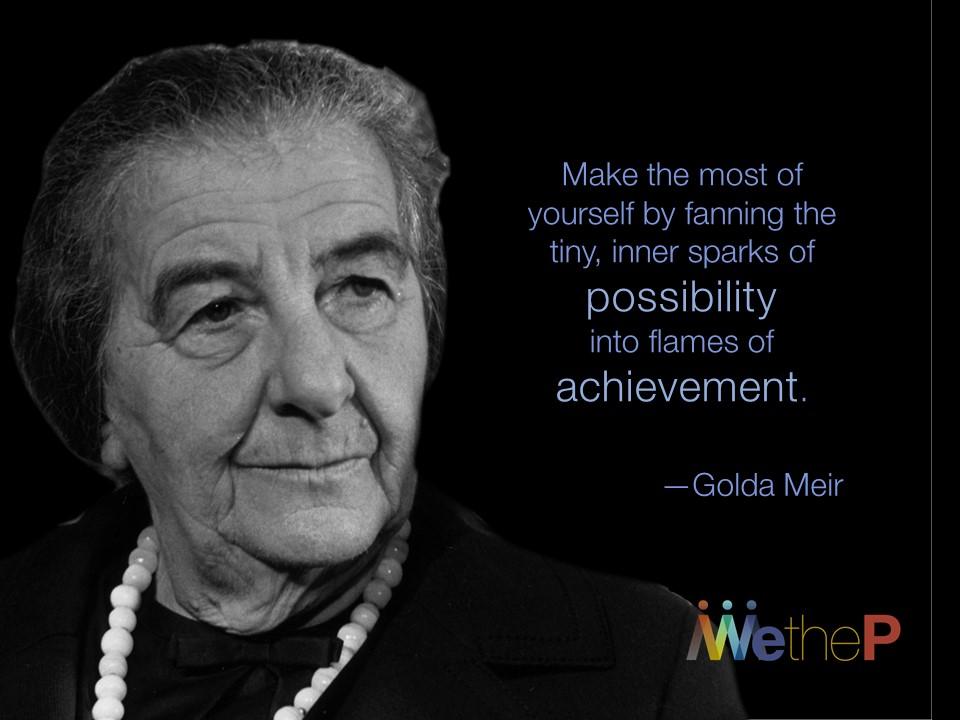 5-3 Golda Meir