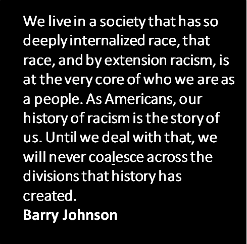 Our Racist History is Story of Us