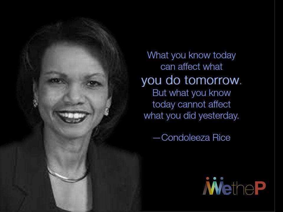 11-14 Condoleeza Rice