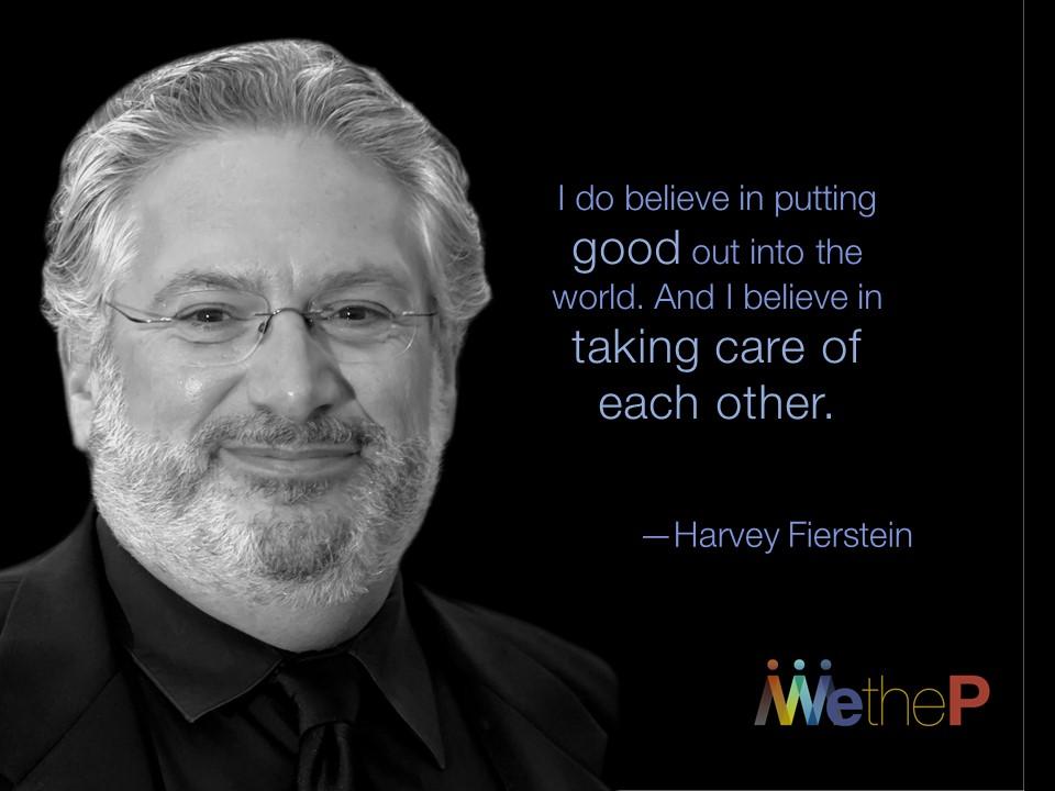 6-6 Harvey Fierstein