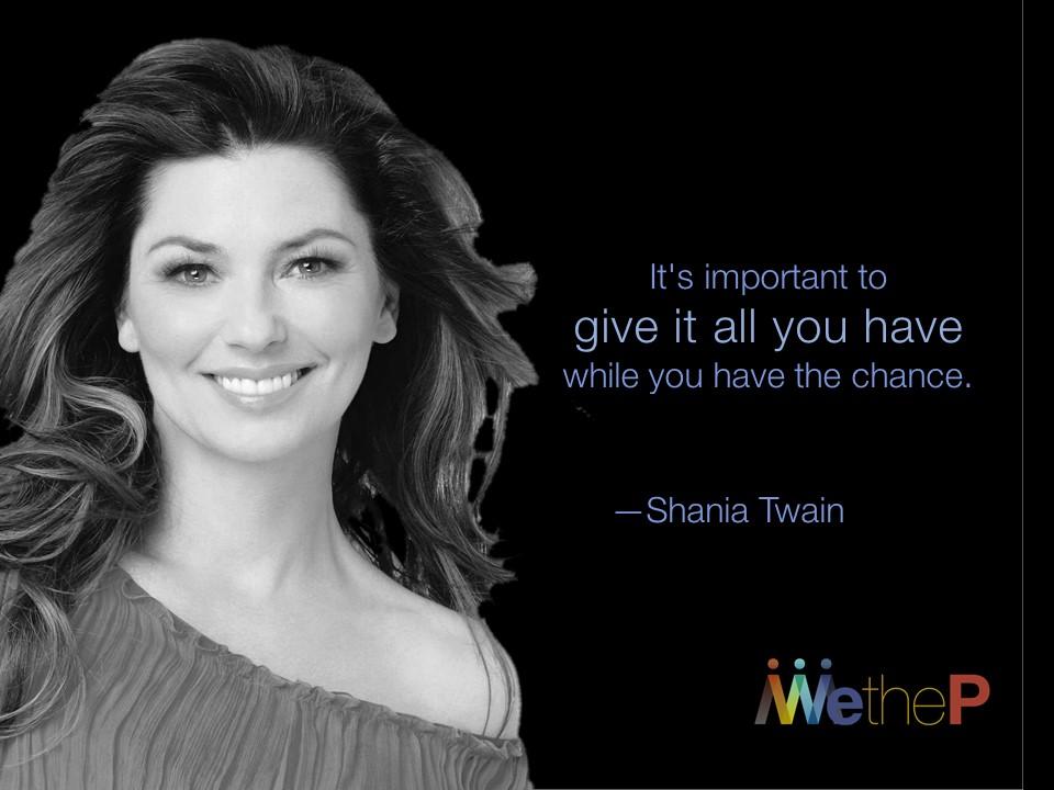 8-28 Shania Twain