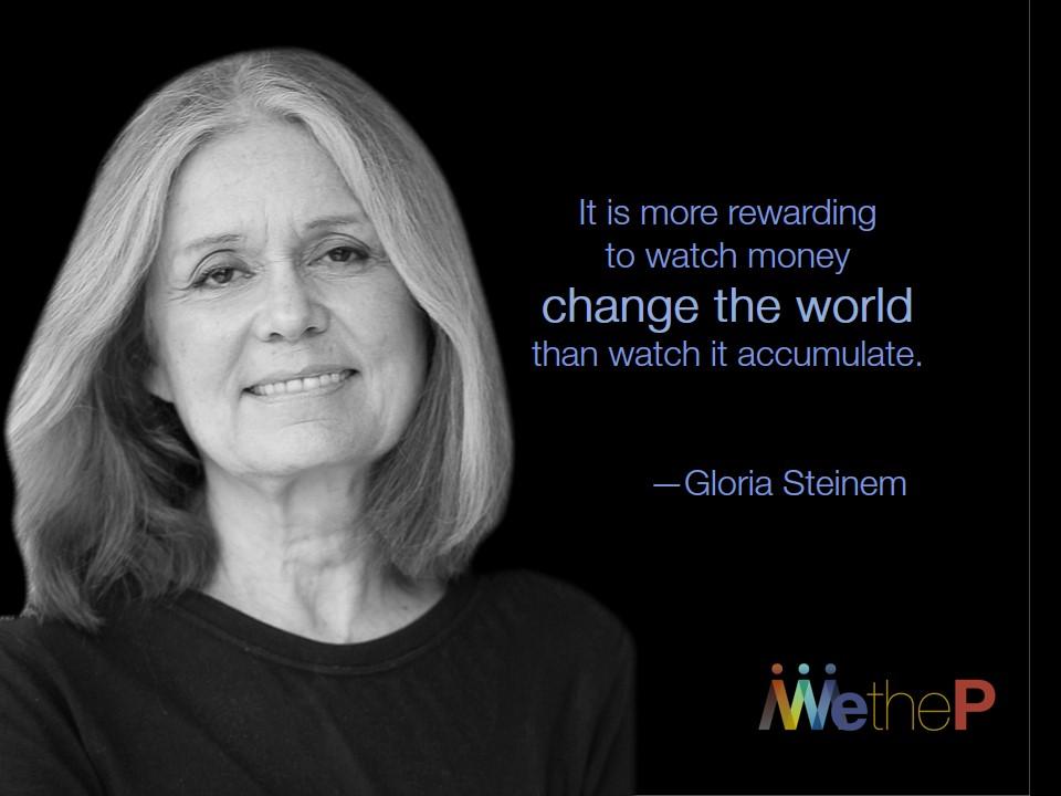 3-25 Gloria Steinem