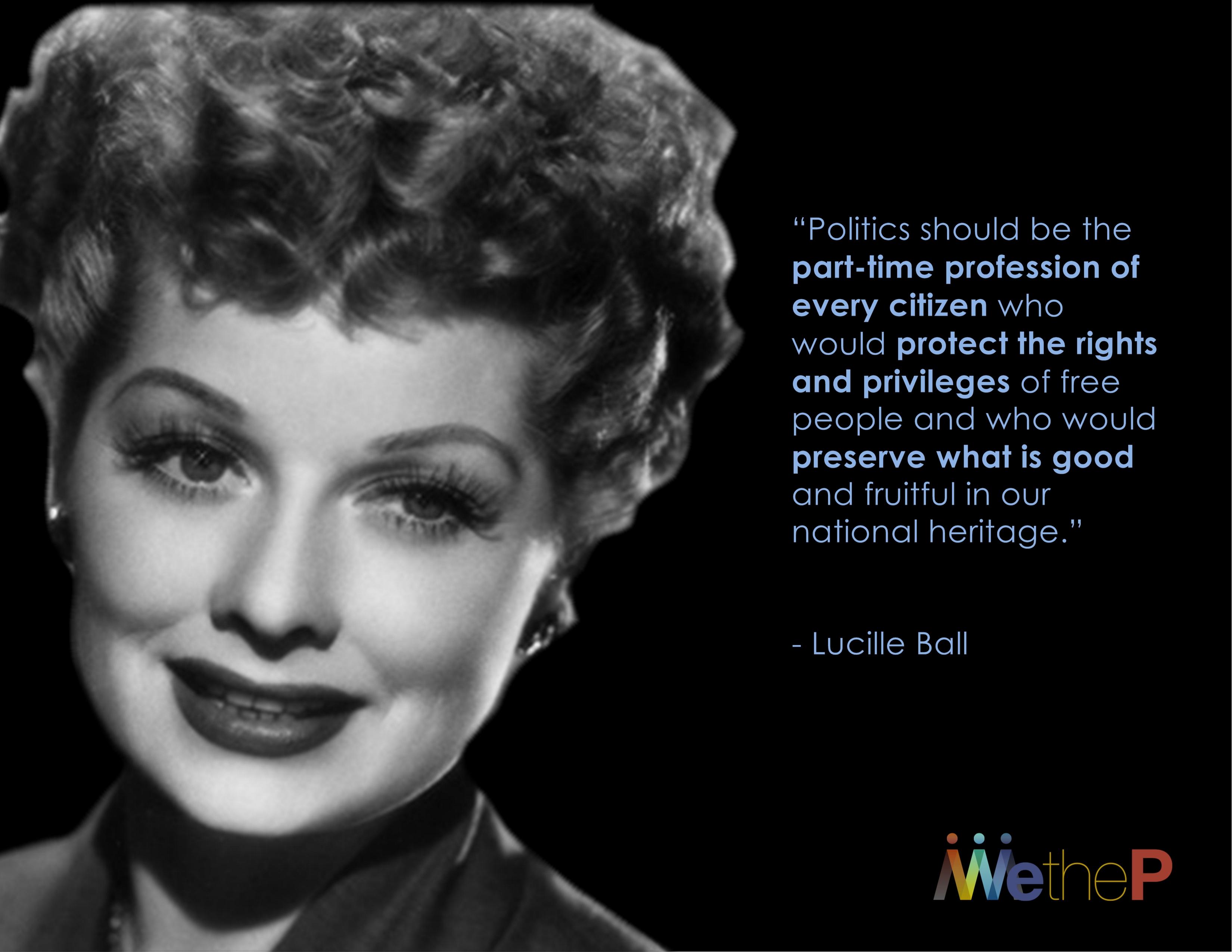 8-6 Lucille Ball