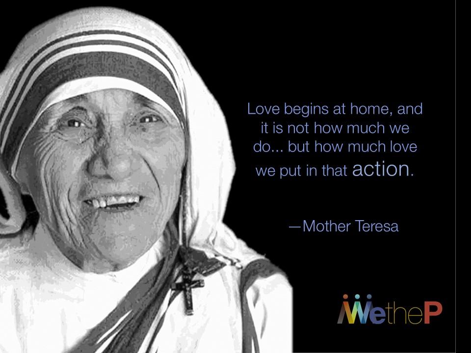 8-26 Mother Teresa