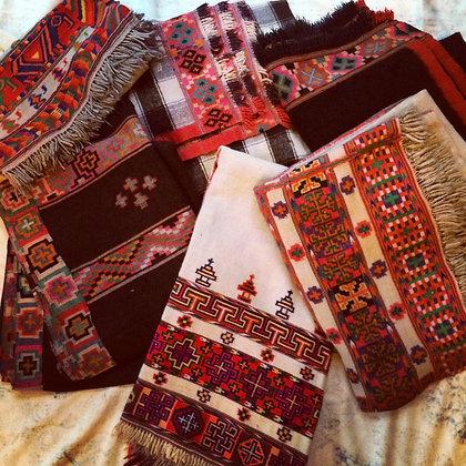 インド ヒマラヤ圏 民族衣装パトゥ