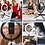 Thumbnail: Ringue de luz com suporte para telemóvel e tripé