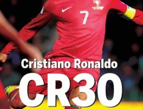 Cristiano Ronaldo CR30
