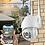 """Thumbnail: Camera de segurança PTZ Tuya Smart 1080P 3.0MP WIFI 2.4"""" Real Time PST-ST-39"""