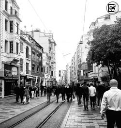 İstiklal Caddesi _ İstanbul