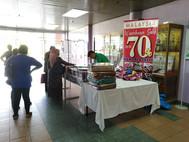 Booth Jualan Barangan