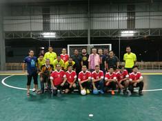 Lawatan Kerja Ke Hospital Langkawi - 11-13 Ogos 2018 (Perlawanan Persahabatan Futsal)