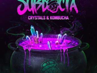Subdocta Stirs a Hypnotic Cauldron with Crystals & Kombucha