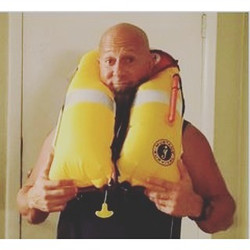 Don't forget to wear proper life jackets.jpg  Thanks Matt for demonstrating!  Hope you and Pana are