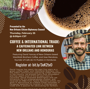 Coffee & International Trade