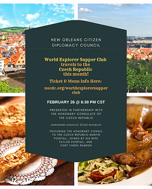World Explorer Supper Club Czech Republi