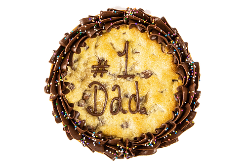 6 inch Father's Day Cookie