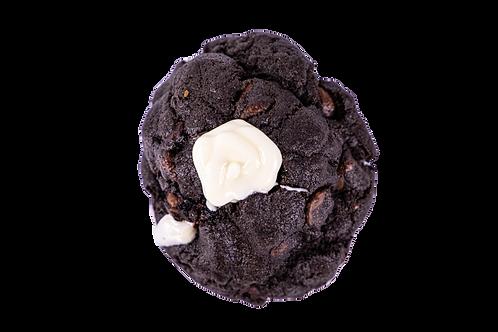 Triple Chocolate (White Chocolate Stuffed)