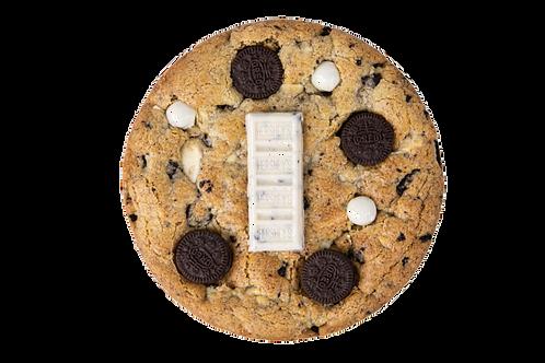 6 inch Cookies & Cream Cookie