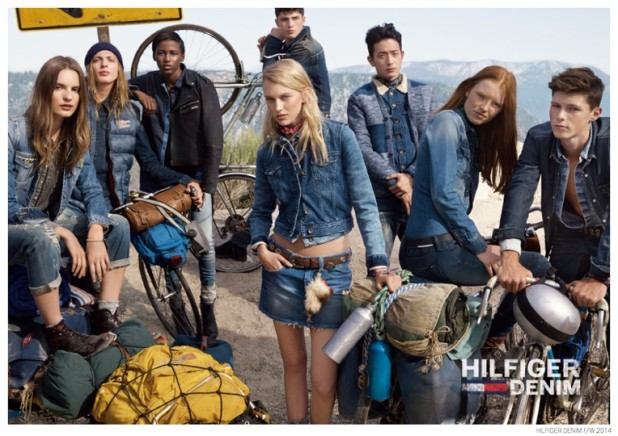 Tommy Hilfigher Denim FW_14