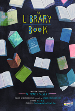 THE LIBRARY BOOK - Jameson First Sho