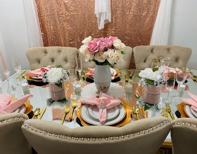 Weddings , flowers and love
