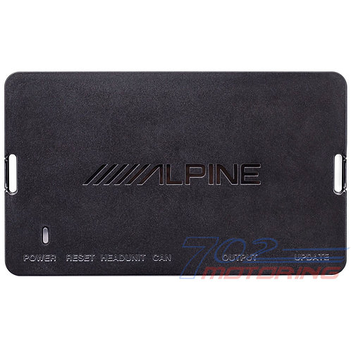 ALPINE KAC-001 TRUCK ACCESSORY CONTROLLER